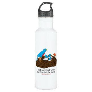 Fittest Bird Stainless Steel Water Bottle