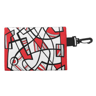 Fitting Affirmative Dynamic Yes Accessory Bag