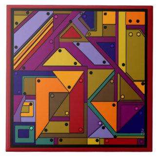 Fitting In (Ceramic Tile) Tile
