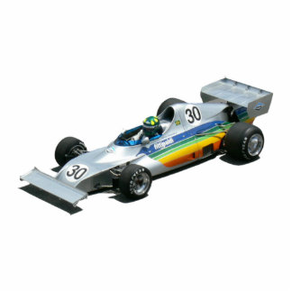 Fittipaldi FD01 - Photo Sculpture
