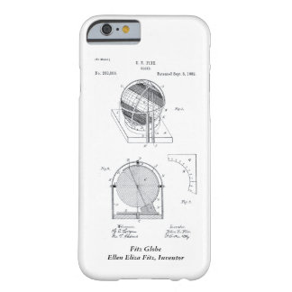 Fitz Globe Barely There iPhone 6 Case