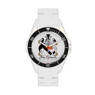 Fitz-Herbert Family Crest Wristwatch