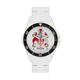 Fitz-Roe Family Crest Watches