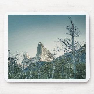 Fitz Roy Mountain,  Patagonia - Argentina Mouse Pad