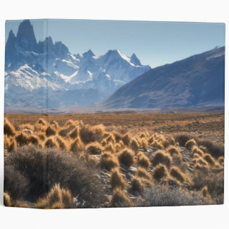 Fitz Roy, Patagonia, Argentina Binder