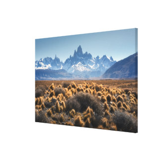 Fitz Roy, Patagonia, Argentina Canvas Print