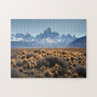Fitz Roy, Patagonia, Argentina Jigsaw Puzzle