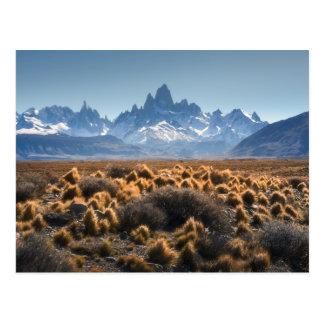 Fitz Roy, Patagonia, Argentina Postcard