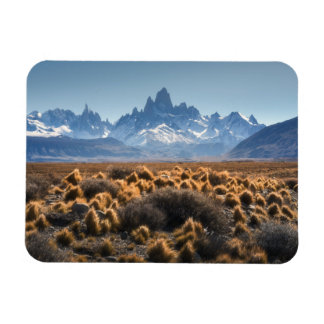 Fitz Roy, Patagonia, Argentina Rectangular Photo Magnet