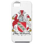 Fitz-William Family Crest iPhone 5 Case