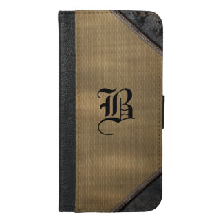 Fitzfinkle Old Book Style Six iPhone 6/6s Plus Wallet Case