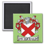 Fitzgerald Coat of Arms Magnet