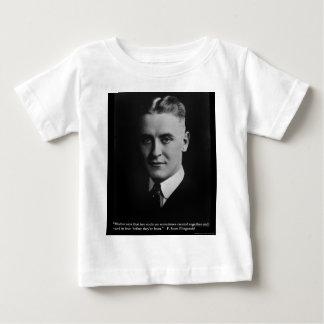 """Fitzgerald """"dos almas"""" y camisetas y regalos de la camisas"""