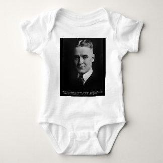 """Fitzgerald """"dos almas"""" y camisetas y regalos de la playeras"""