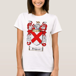 FITZGERALD FAMILY CREST -  FITZGERALD COAT OF ARMS T-Shirt