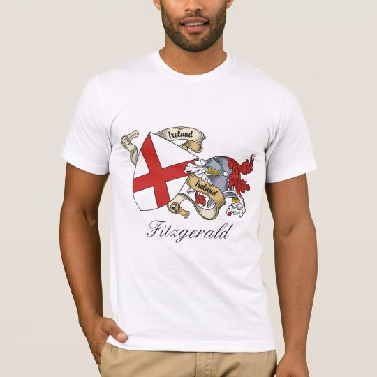 Fitzgerald Family Crest T-Shirt