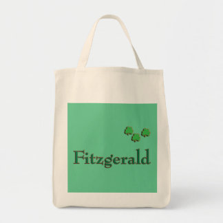 Fitzgerald Grocery Tote Bag