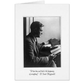 """Fitzgerald """"que es tarjeta de felicitación del pri"""