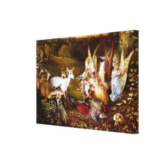 "Fitzgerald's ""The Enchanted Forest"" Canvas Prints"