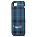 Fitzgerald Tartan iPhone 5 Tough Cover iPhone 5 Case