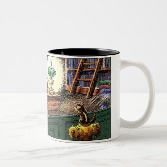 fitzgerald's shop Two-Tone coffee mug