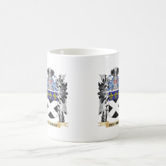 Fitzpatrick Coat of Arms - Family Crest Classic White Coffee Mug