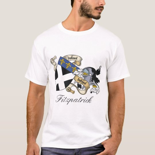 Fitzpatrick Family Crest T-Shirt