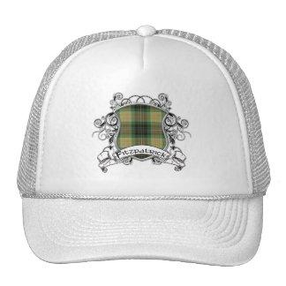 Fitzpatrick Tartan Shield Trucker Hat