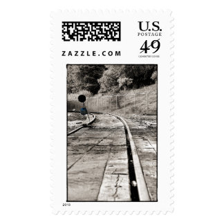 Fitzwater Rail Derail Stamp
