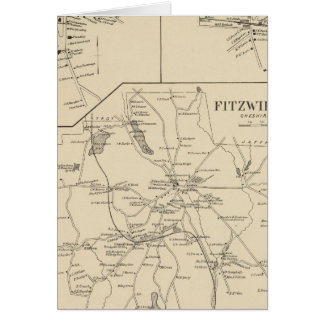 Fitzwilliam, Cheshire Co Greeting Card