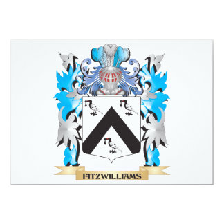 Fitzwilliams Coat of Arms - Family Crest Announcements