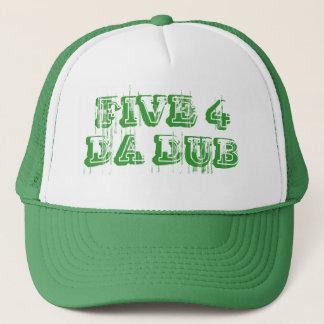 FIVE 4 DA DUB TRUCKER HAT