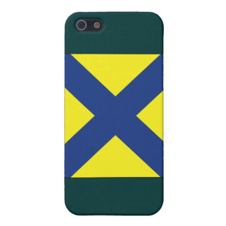 Five (5) Signal Flag iPhone SE/5/5s Cover
