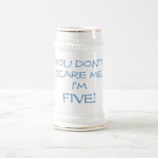 Five Beer Stein
