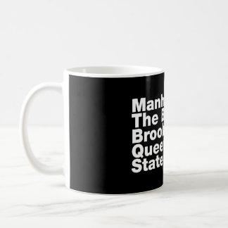 Five Boroughs Mugs