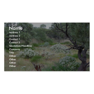 Five Bush Turkeys Hiding In This Picture Business Card Templates