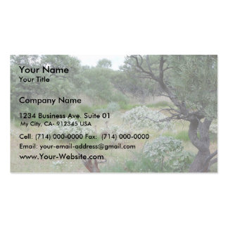 Five Bush Turkeys Hiding In This Picture Business Card Template