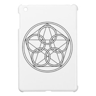 Five Circles Star Cover For The iPad Mini