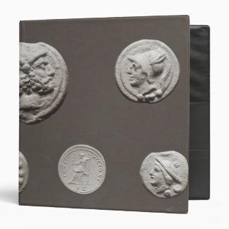 Five coins binder