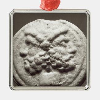 Five coins depicting Janus, Jupiter Metal Ornament