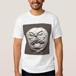 Five coins depicting Janus, Jupiter Tee Shirt