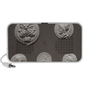 Five coins PC speakers