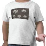 Five coins tee shirts