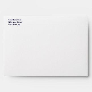 Five Elements Envelope