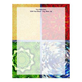 Five Elements Letterhead