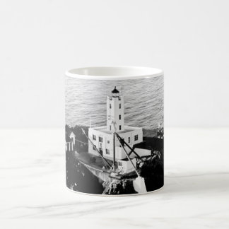 Five Finger Islands Lighthouse Coffee Mugs