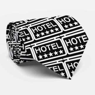 Five Hotels Symbol Tie