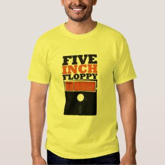 Five inch floppy T-shirt
