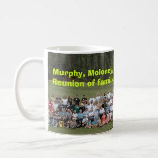 Five Irish Family Reunion 2004, Murphy, Moloney... Coffee Mug