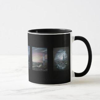Five Lighthouses Mug